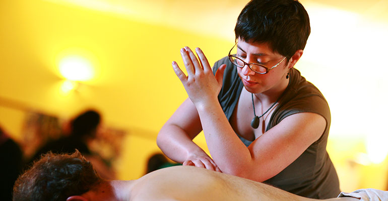 Student Clinics at Ashland Institute of Massage (AIM)